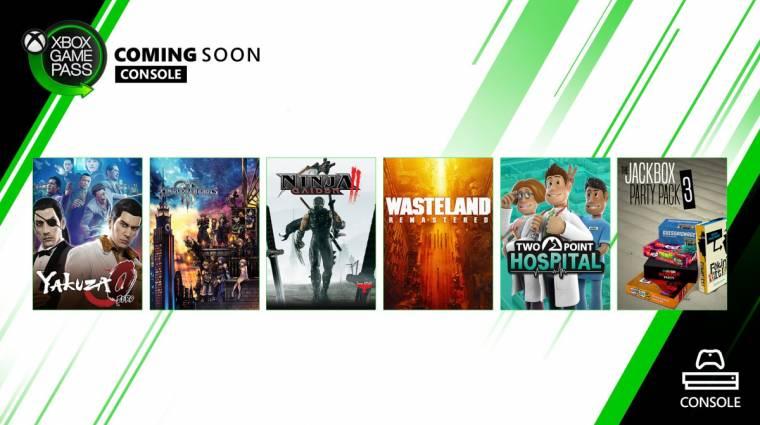 Kiderült, milyen játékok érkeznek a búcsúzó Xbox Game Pass címek helyére bevezetőkép