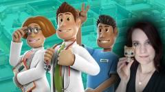 Ebben a kórházban biztosan elszabadul a vírus kép