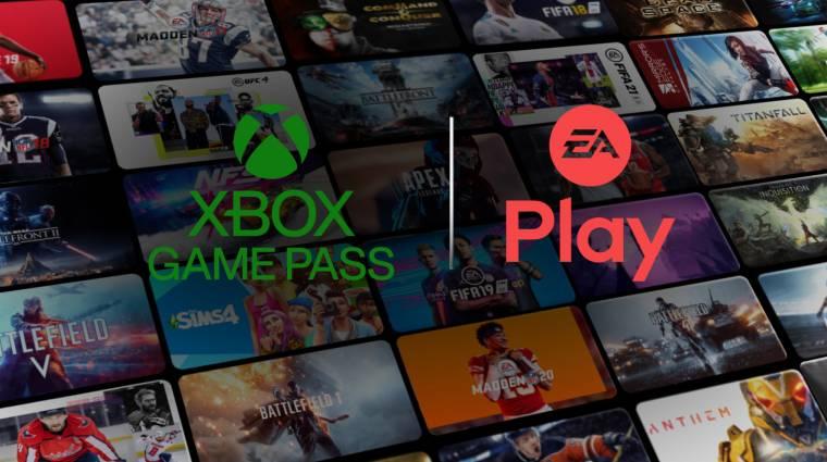 Az EA Play is bekerül az Xbox Game Pass Ultimate-be bevezetőkép