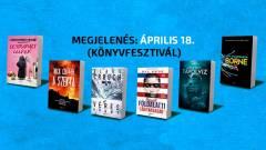 Könyvfesztivál 2017: ezzel készül az Agave! kép