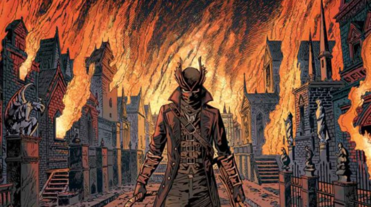 Bloodborne: The Death of Sleep - képregénnyel térhetünk vissza Yharnamba bevezetőkép
