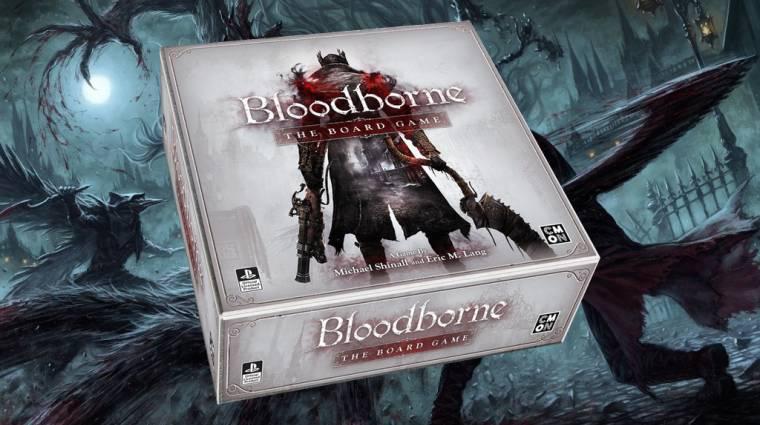 Bloodborne: The Board Game - már 11-szeresen túllépte a kitűzött célt a Kickstarteren bevezetőkép