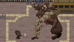Yarntown néven jelent meg a Bloodborne rajongói, 16-bites remake-je kép