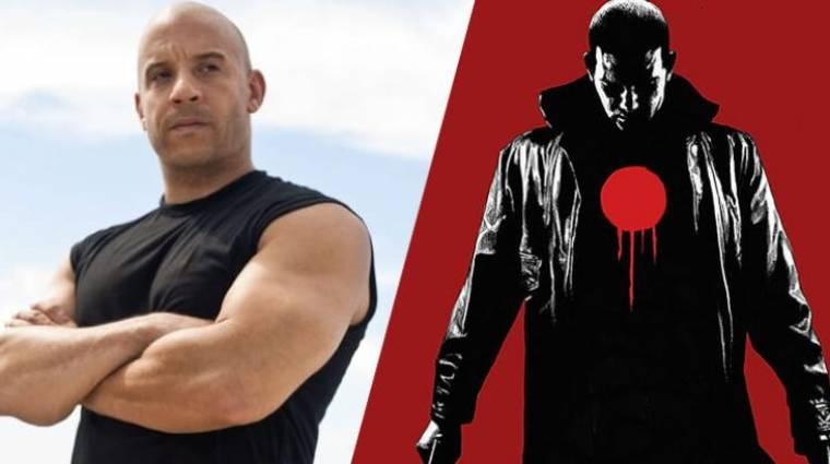 Eldőlt: Vin Diesel lesz Bloodshot kép