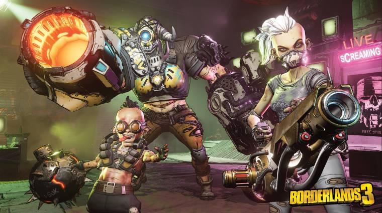 Borderlands 3 - az Apex Legends pingrendszerét is átveszik bevezetőkép