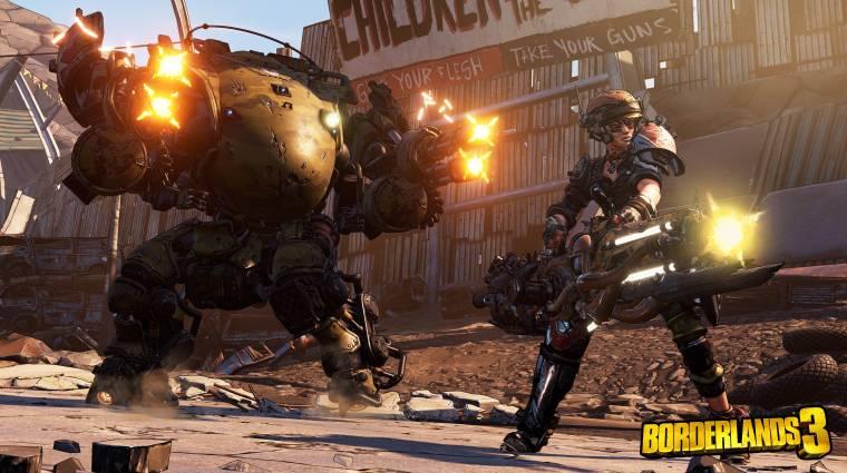 Borderlands 3 - a Gearbox dolgozik azon, hogy mindenki együtt játszhasson bevezetőkép