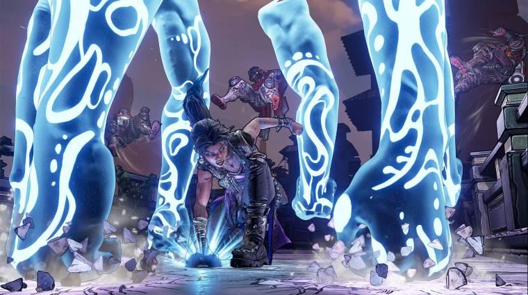 Keményen rászállt a Take-Two egy Borderlands 3-at szivárogtató videósra bevezetőkép