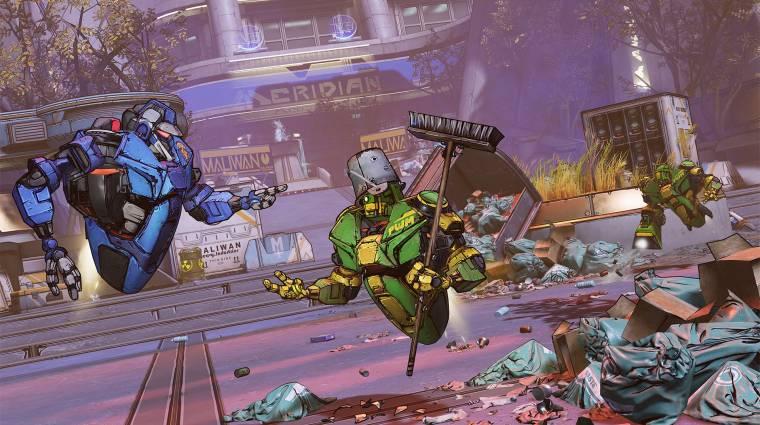 Jobban nyitott a Borderlands 3 dobozos változata, mint bármely más játék idén bevezetőkép