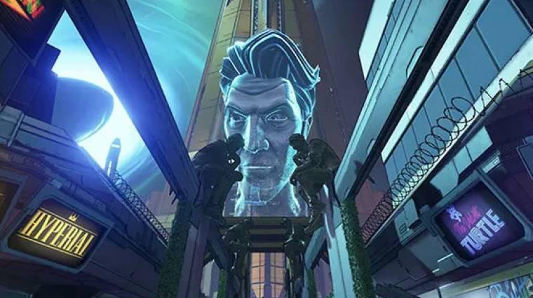 Borderlands 3 - a jövő héten bemutatkozik az első kiegészítő bevezetőkép
