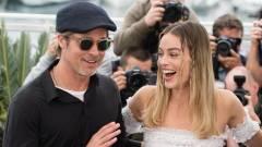 Idén már nem láthatjuk Brad Pitt és Margot Robbie közös filmjét kép