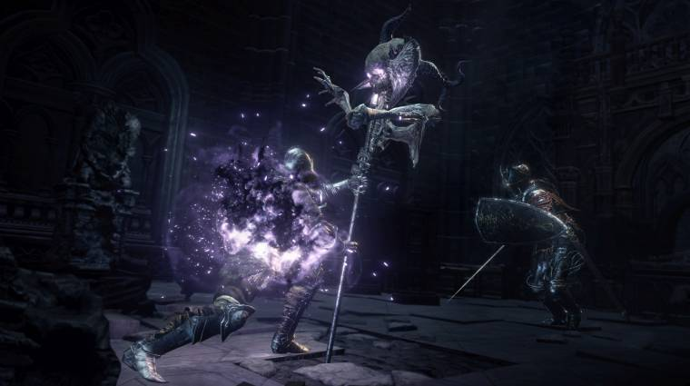 Dark Souls III - így még senki nem győzte le a legnehezebb bosst bevezetőkép
