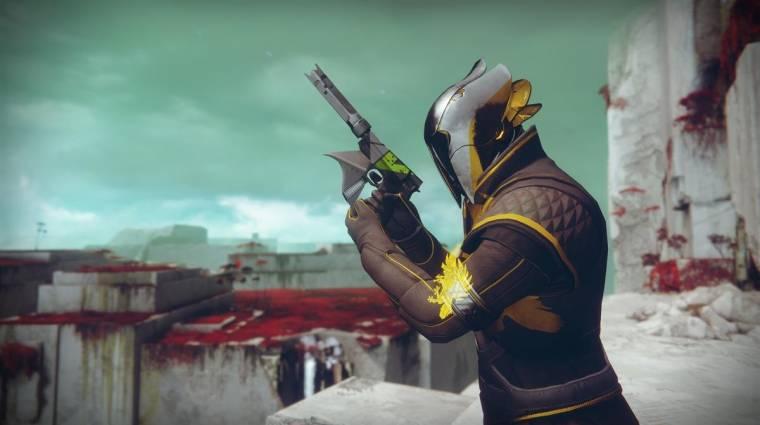Destiny 2 - nézd meg közelebbről a játék páncéljait bevezetőkép