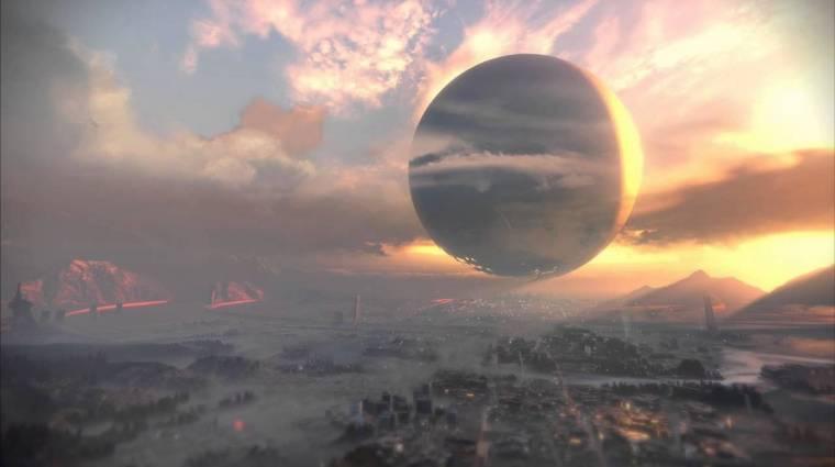 Fogadjunk, te sem vetted észre, hogy a Destiny 2 ugyanúgy kezdődik, mint az első rész bevezetőkép