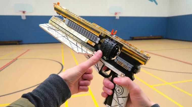 Ha végtelen LEGO-nk lenne, egész nap Destiny replikákat építenénk belőle bevezetőkép