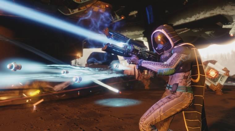 Destiny 2 béta - problémák vannak a PC-s starttal bevezetőkép
