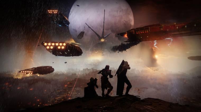 Destiny 2 - frame rate problémákat hozott a legújabb patch bevezetőkép