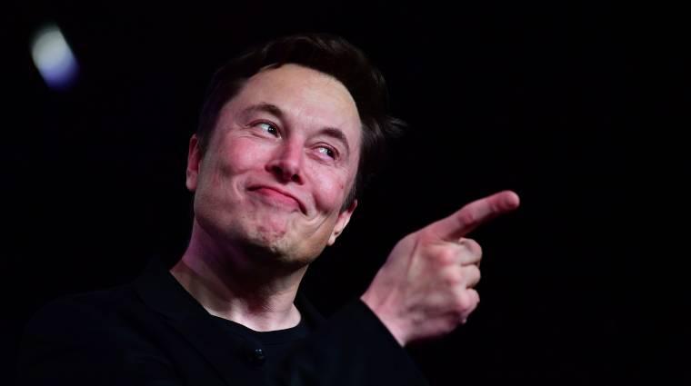 Megint marhaságokat beszélt Elon Musk, meg is kapta a magáét kép
