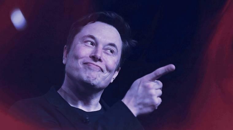 Napokon belül megtudjuk, mit csinál Elon Musk az agyunkkal kép