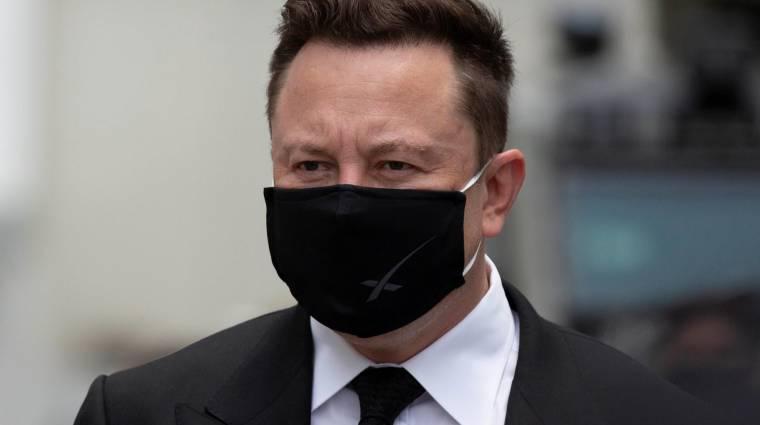Elon Musk pozitív és negatív koronavírus tesztet is produkált, máris összeesküvést sejt kép