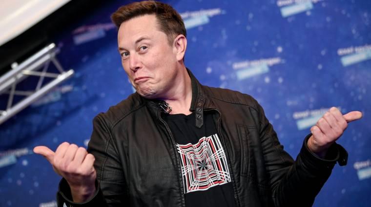Asztronauták helyett civileket repít az űrbe Elon Musk még az idén kép