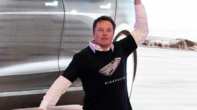 Elon Musk, a Tesla technokirálya az NFT-kről akart zenét eladni NFT-ként, de végül meggondolta magát kép