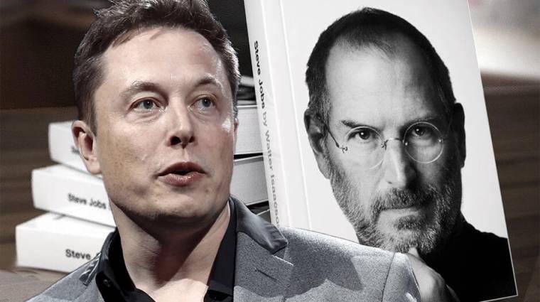 Elon Muskról készít könyvet Steve Jobs életrajzírója kép