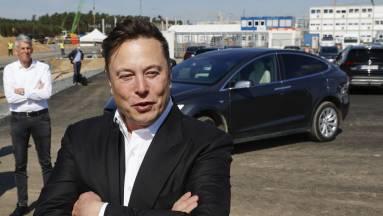 A Hertz hatalmas megrendelése után a Tesla piaci értéke meghaladja az 1 billió dollárt kép