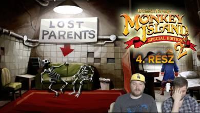 Diszkrét alsógatyalopás - Monkey Island 2: LeChuck's Revenge GameStart 4. rész