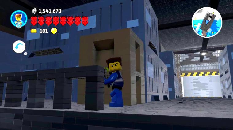 LEGO Metal Gear Solidot csináltak a LEGO Worldsben bevezetőkép