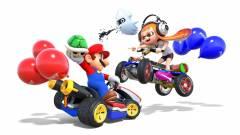 A Mario Kart 8 Deluxe a kasszáknál is az élre tört kép