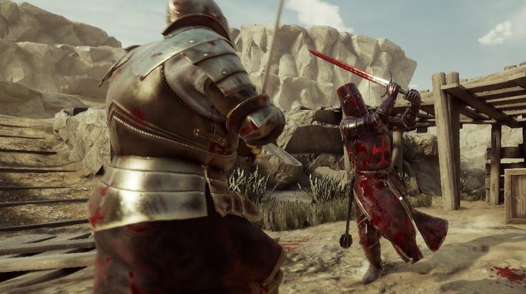 Mordhau - íjászattal és lovas harccal bővül a középkori háborús játék bevezetőkép