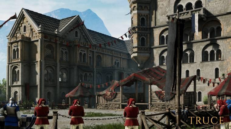 A Mordhau egy vadonatúj játékmóddal és két kisebb pályával bővült bevezetőkép