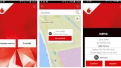 Parkolási mobil app vodafone-osoknak kép