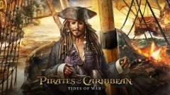 Az új Karib-tenger kalózai filmhez lesz játék... mobilra kép