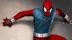 Pókember: Hazatérés - Peter majdnem Vörös Pók jelmezt kapott kép