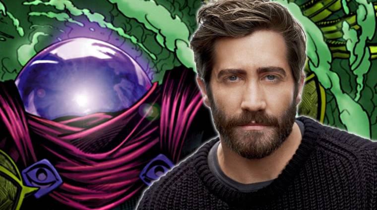 Jake Gyllenhaal lehet Pókember ellenfele a Hazatérés folytatásában kép