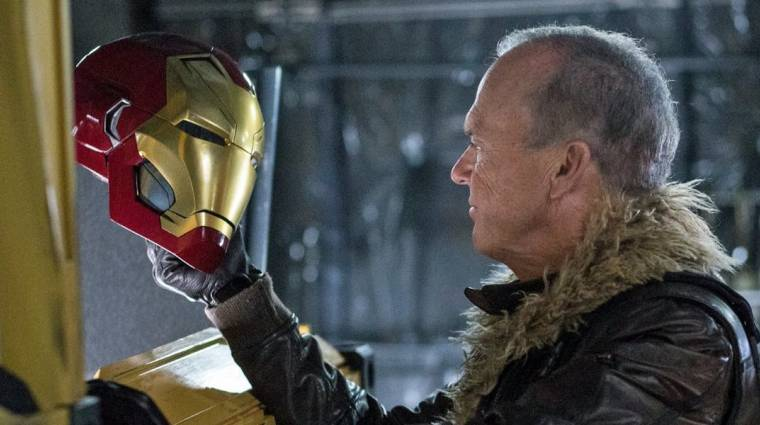 Michael Keaton visszatér Keselyűként a Pókember folytatásában kép