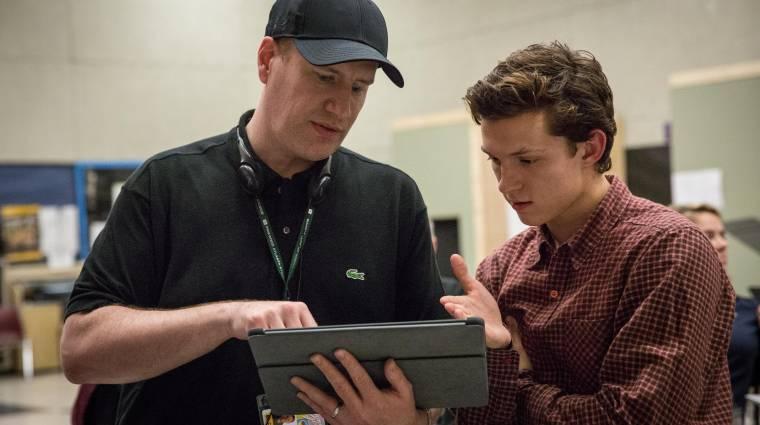Tom Holland és Kevin Feige is megszólalt a Pókember botrány kapcsán bevezetőkép
