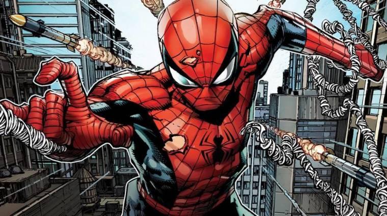 Teljesen friss képregénysorozatot kap idén a közkedvelt és barátságos Pókember bevezetőkép