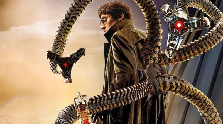 Részletesen mesélt szerepéről a Spider-Man: No Way Home-ban a visszatérő Doctor Octopus bevezetőkép
