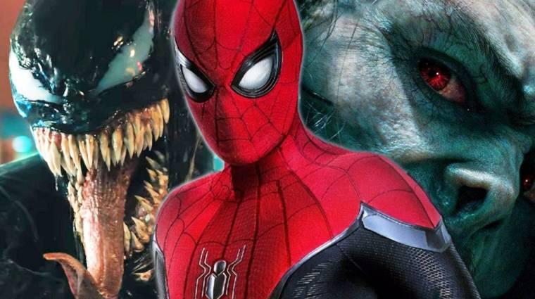 A Spider-Man: No Way Home indíthatja el a közös Sony-Marvel moziverzumot bevezetőkép