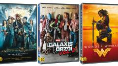 Íme a Pro Video szeptemberi DVD és Blu-ray megjelenései kép
