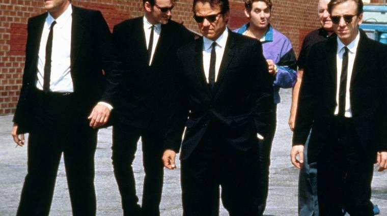 Tarantino még azon is elgondolkodott, hogy legelső nagy filmjének újragondolása lesz az utolsó rendezése bevezetőkép
