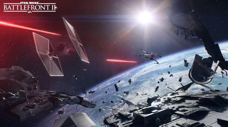 Star Wars Battlefront 2 - Blastban játszható a Crait, gyengültek a wookie-k bevezetőkép