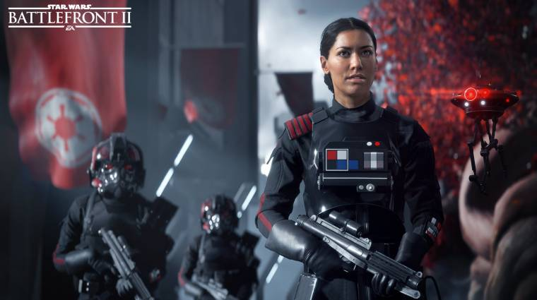 E3 2017 - van, aki már látta a Star Wars Battlefront II kampányát bevezetőkép