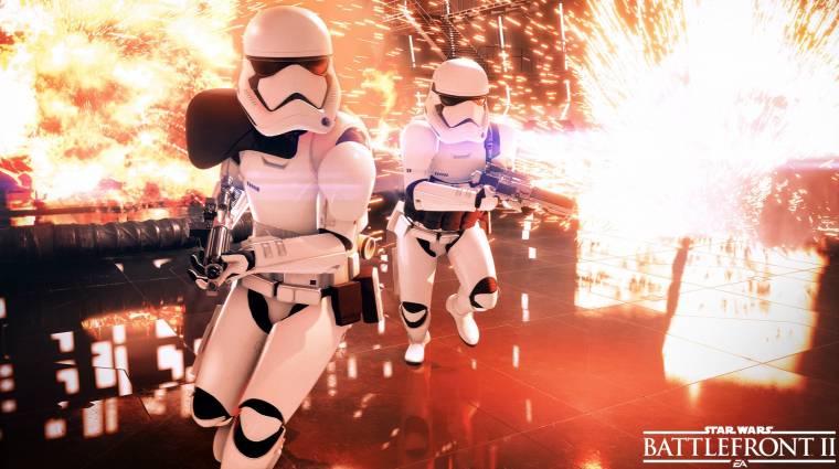 Star Wars Battlefront 2 - kiszivárgott egy 12 perces gameplay videó bevezetőkép