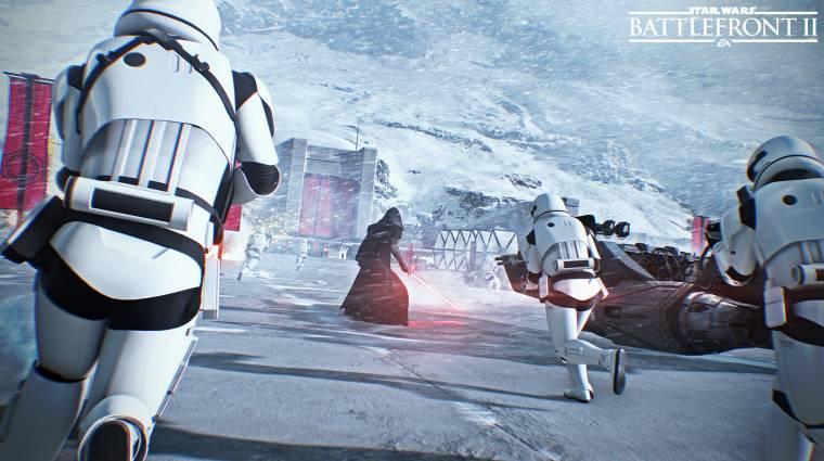Star Wars: Battlefront 2 - ezt is kipróbálhatjuk majd megjelenés előtt bevezetőkép