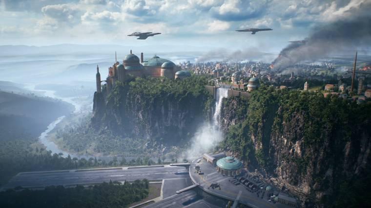 Star Wars Battlefront II - megvan, mikor kezdődik a nyílt béta bevezetőkép