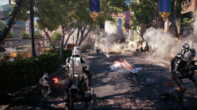 EA Play - itt a Star Wars Battlefront 2 gameplay trailer! bevezetőkép