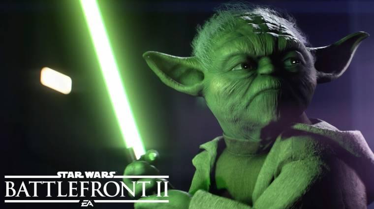 Star Wars Battlefront II - ezek a hősök szinte biztosan szerepelnek majd bevezetőkép